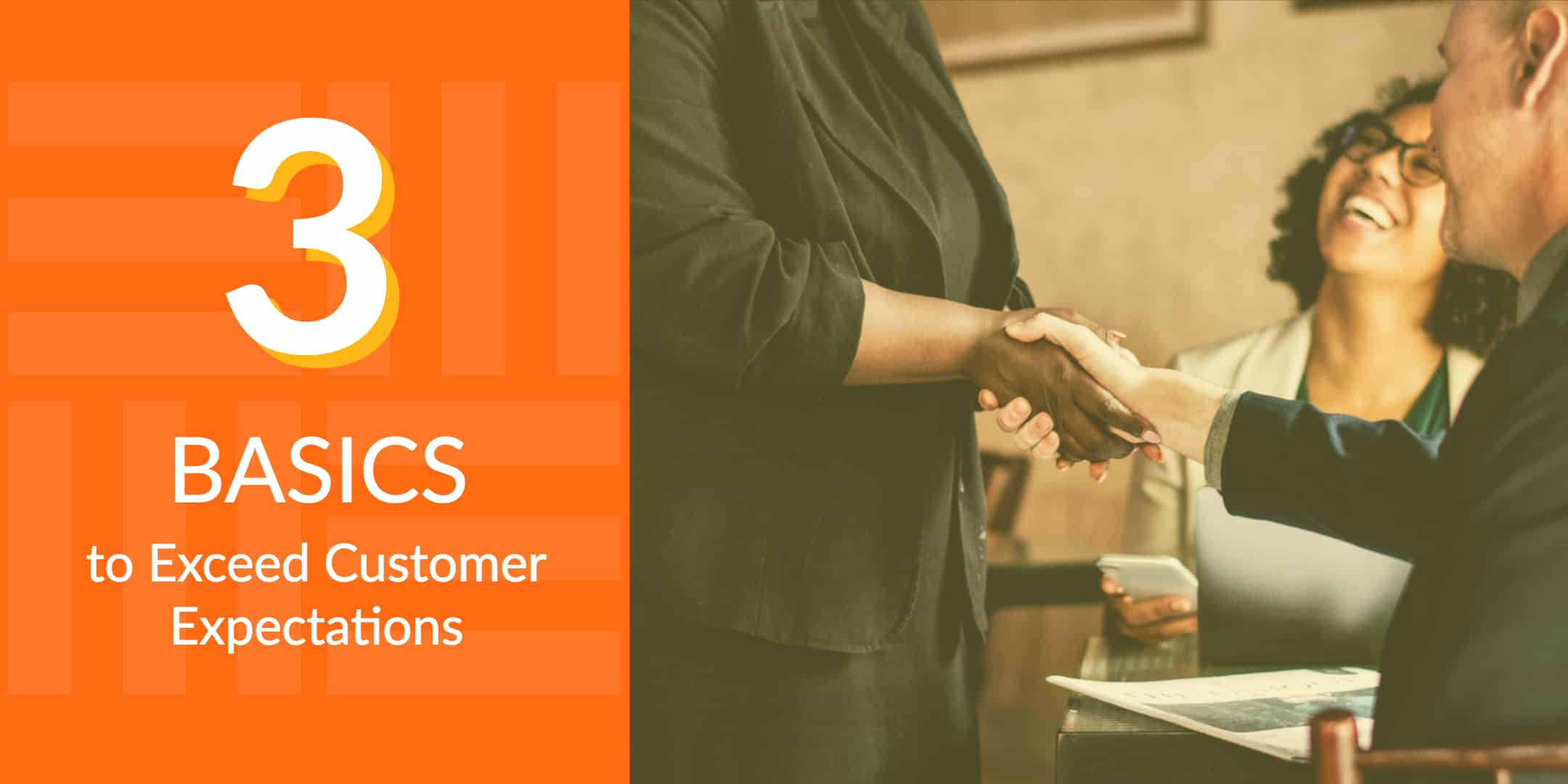 3 Basics to Exceed Customer Expectations StrasGlobal